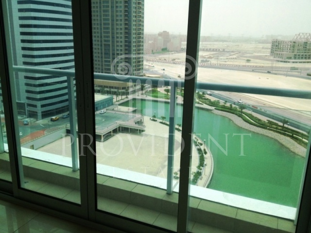 view from unit - Laguna Tower, JLT