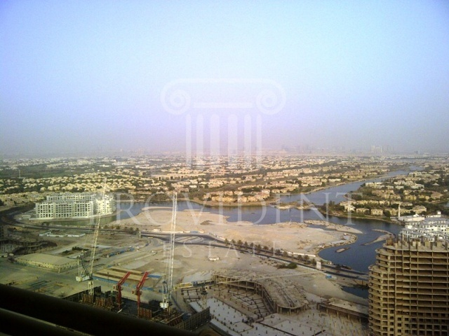 View from unit - Icon tower 2, JLT
